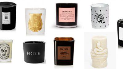 Pomysł na prezent – najpiękniejsze aromatyczne świece