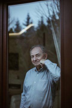 Profesor Andziej Kaszuba
