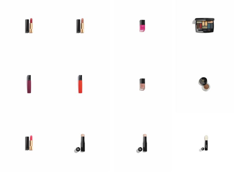 Chanel Vision D'Asie, nowa kolekcja, produkty Chanel, make up Chanel na wiosnę