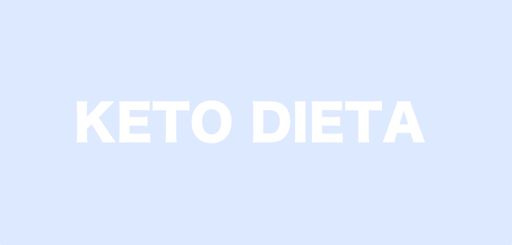 dieta keto, dieta ketogeniczna