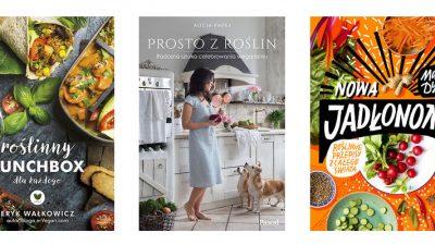 Najlepsze WEGAŃSKIE książki kucharskie
