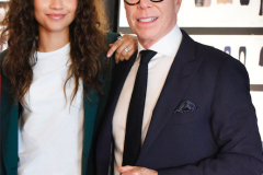 Zendaya and Tommy Hilfiger, TOMMYNOW