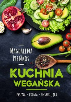 Kuchnia wegańska, Magdalena Pieńkos