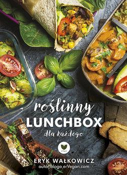 Roślinny lunchbox dla każdego, Eryk Wałkowicz