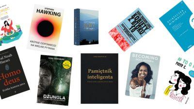 Książki, które musisz przeczytać w 2019