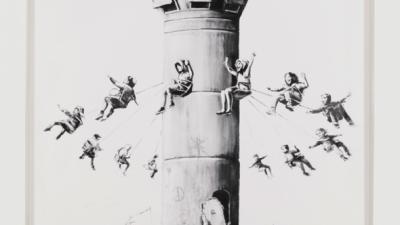 Banksy i gwiazdy światowego street artu w Warszawie!