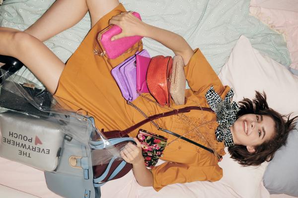 Zalando ubrania, torebki