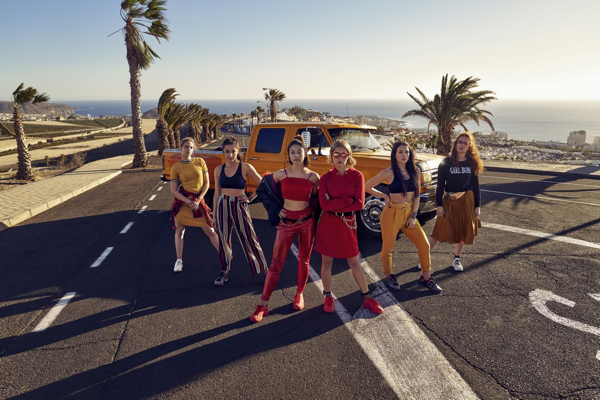 Kampania born2be, Tycjana Aquasanta, Natalia Kusiak, Princess Rap