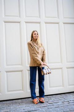 Anna Sarlvit, Levis jeans