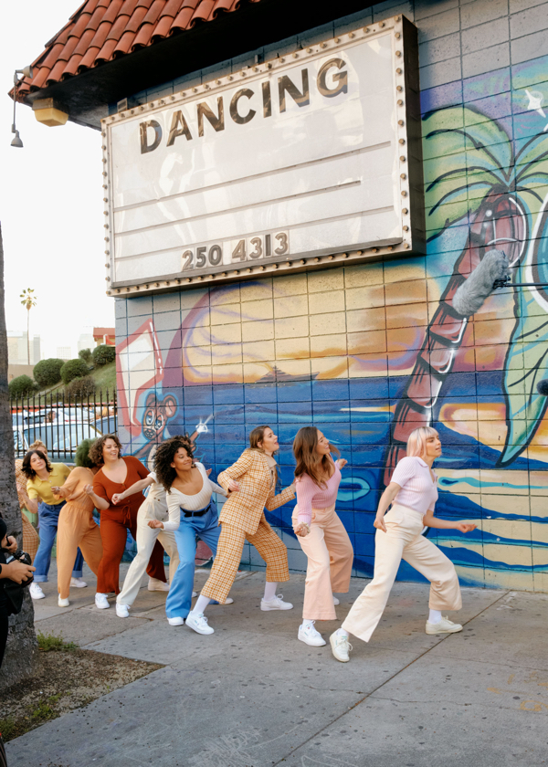 & Other Stories i L.A. City Municipal Dance Squad