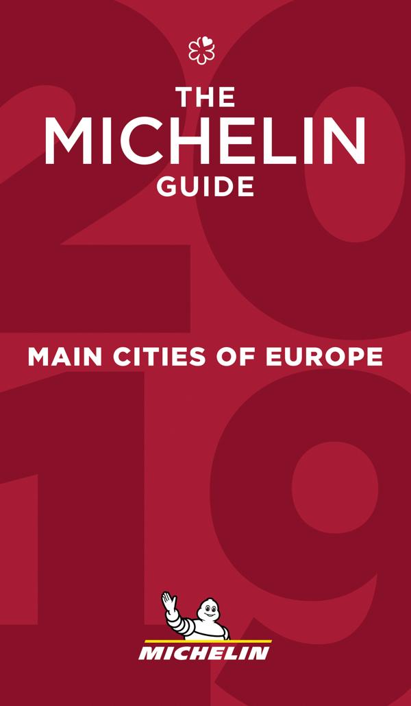 przewodnik Main Cities of Europe 2019