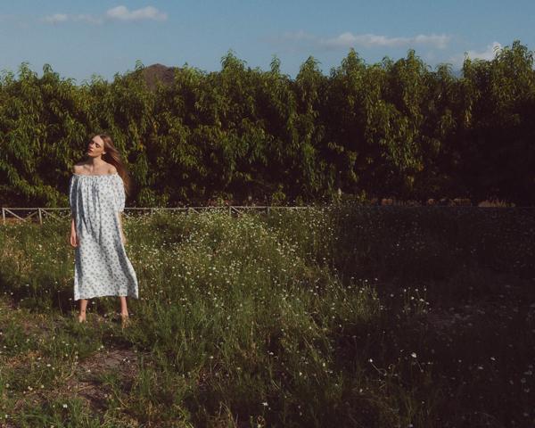 Nowa kolekcja EDITED Summer Dreaming, romantyczna sukienka