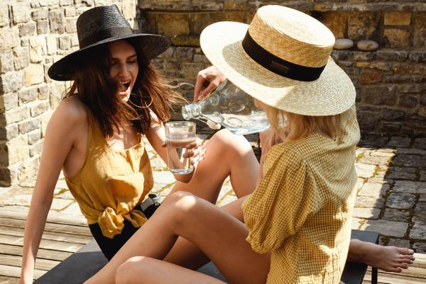 Paris+Hendzel kapelusze