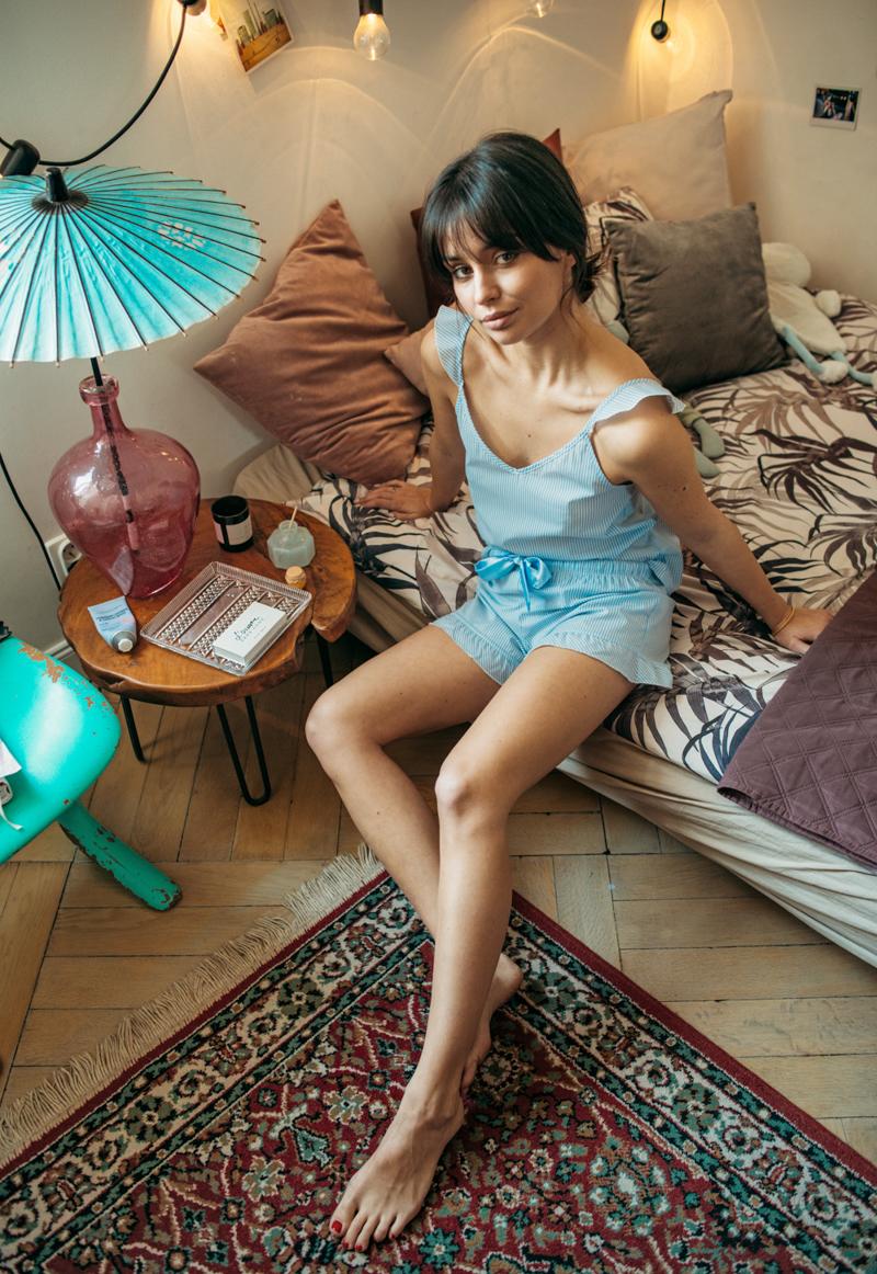 Nowa kolekcja Patchouli, piżama, polska marka Patchouli