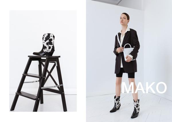 Nowa kolekcja MAKO,  kowbojki Mako, torby Mako, buty MAKO, sandały MAKO