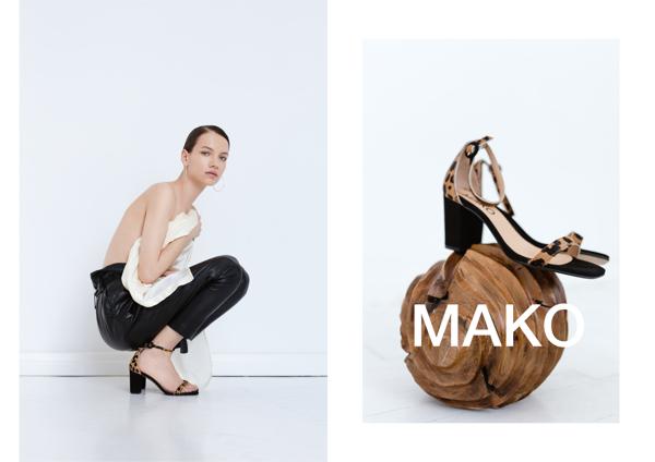 Nowa kolekcja MAKO,  kowbojki Mako, torby Mako, buty MAKO