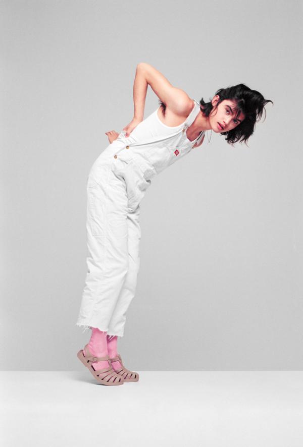 Melissa żelowe sandały