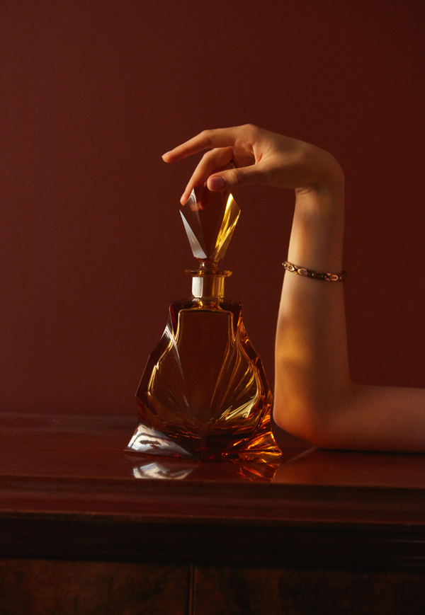 bransoleta jagg. vintage, najpiękniejsza biżuteria vintage
