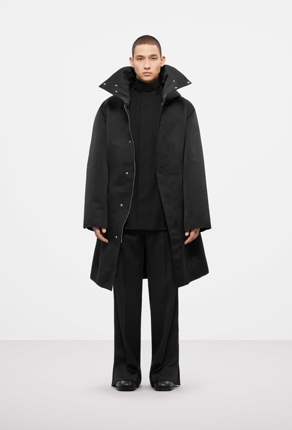 płaszcz COS, overside płaszcz, ubrania COS, męska kurtka COS