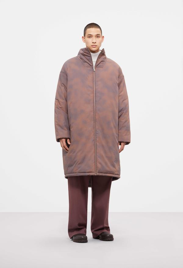 płaszcz COS, overside płaszcz, ubrania COS