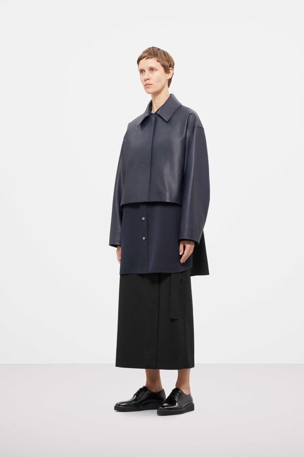 płaszcz COS, overside płaszcz, ubrania COS, kurtka COS