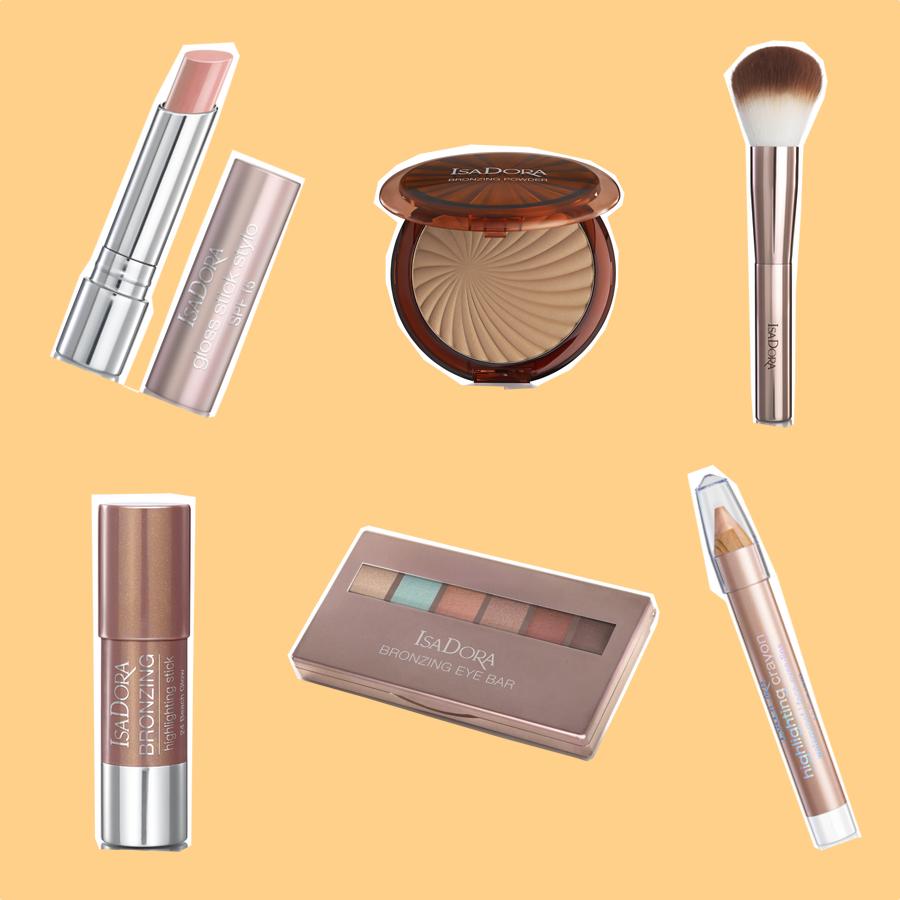 IsaDora nowa letnia kolekcja Bronzing Make-Up