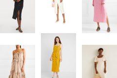 Najpiękniejsze lniane sukienki, sukienki z lnu, sukienki na lato,piękne sukienki na lato, sukienki na wesele, sukienki do pracy