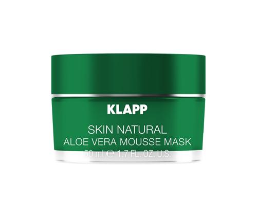 Delikatna maska w kremie, Maska z wysoką zawartością ekstraktu Aloe Vera