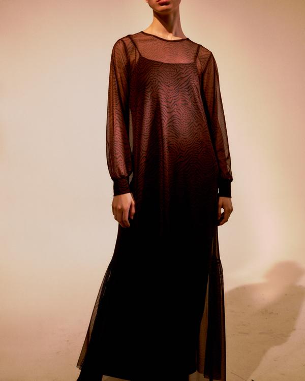 Nowa kolekcja EDITED, ubrania Edited, modne ubrania na jesień, długa sukienka