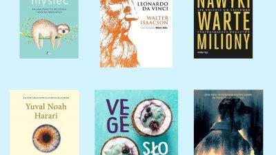 Książki, które warto zabrać ze sobą na wakacje. I nie tylko