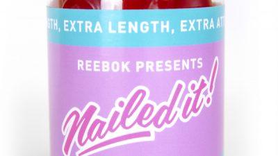 Nowy produkt na porost paznokci od REEBOK