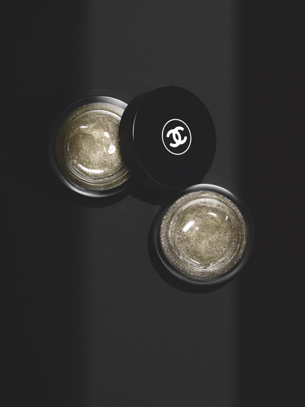 Le Gel Paillete Chanel, żele od Chanel