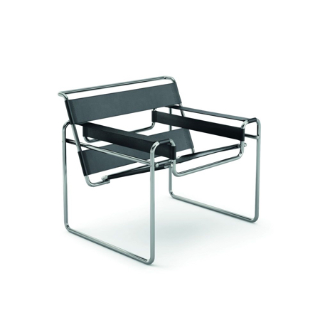 Wassily Chair_ by Marcel Breuer_Knoll