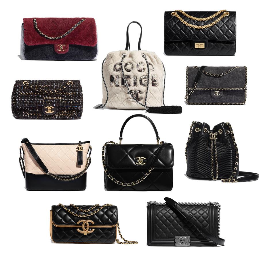 Najpiękniejsze torebki Chanel