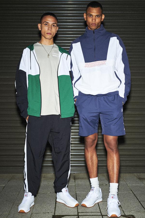 sportowe ubrania Reebok