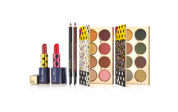 Kolekcja Estée Lauder x Duro Olowu obejmuje sześć spersonalizowanych produktów do makijażu