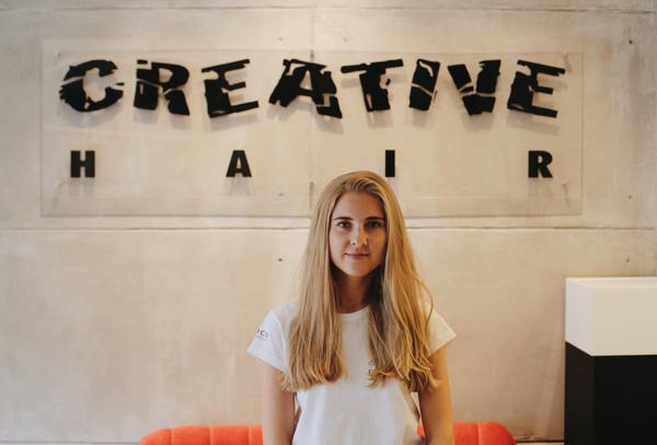 Fryzjerka Ewelina Wilk Salon Fryzjerski Creative Hair