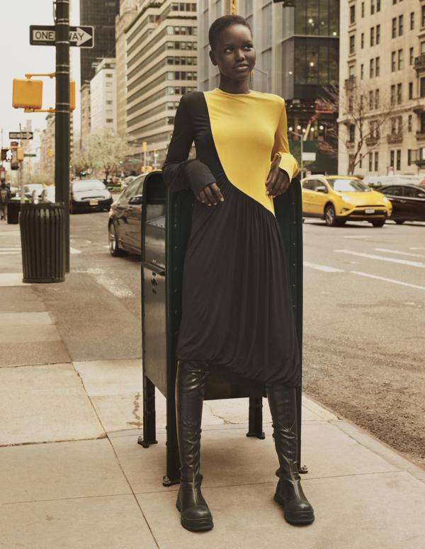 H&M STUDIO AW19 sukienka