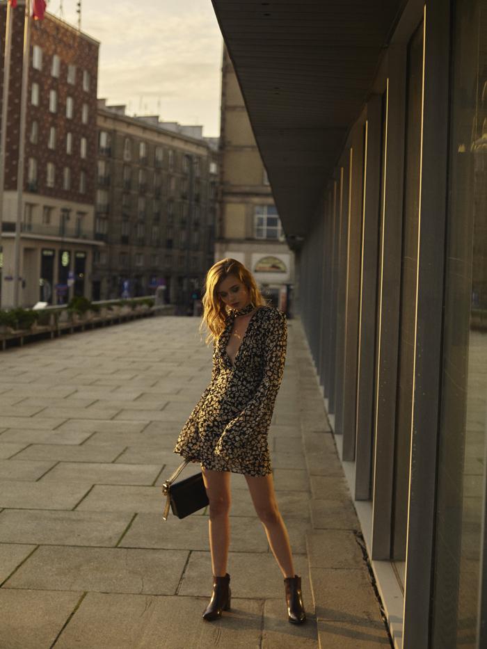 Veclaim sukienka, Stylistka mody Ilona Jaworska