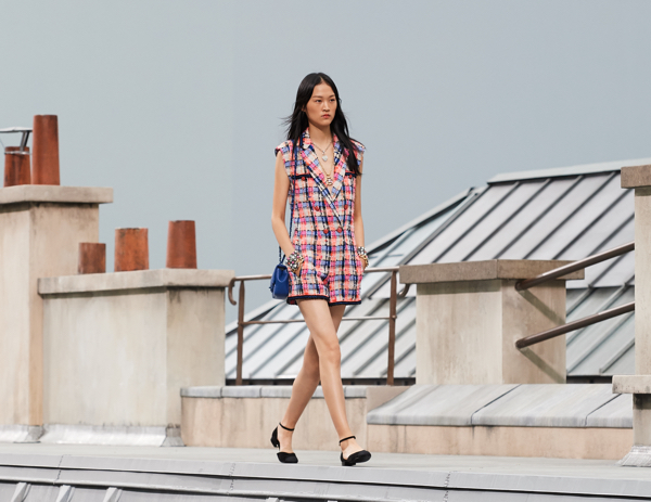 nowa kolekcja Chanel na wiosnę-lato 2020