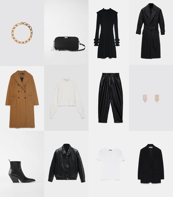 Klasyczna garderoba – co warto kupić w Zarze tej jesieni?