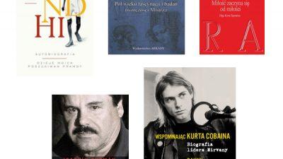 Biografie, które warto przeczytać jeszcze w tym roku