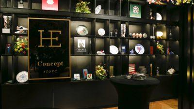 HE Concept Store w sercu Warszawy – dlaczego warto go odwiedzić?