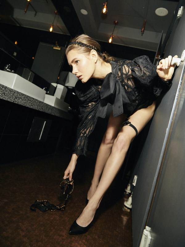 modelka Nikola Chmiel