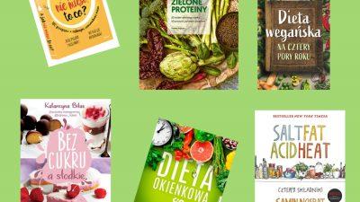 Książki kucharskie, na które warto zwrócić uwagę