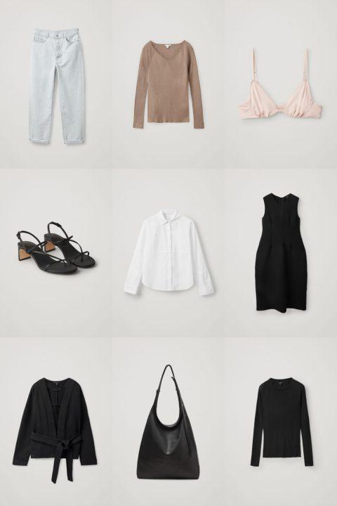 COS sklep ubrania trendy 2020