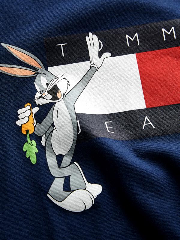Kapsułowa kolekcja Tommy Jeans Looney Tunes®