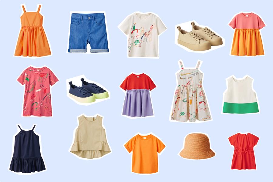 COS kolekcja dla dzieci