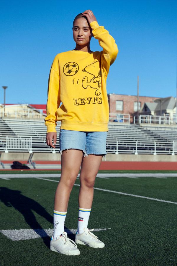 Kolekcja Levi's® x Peanuts® lato 2020