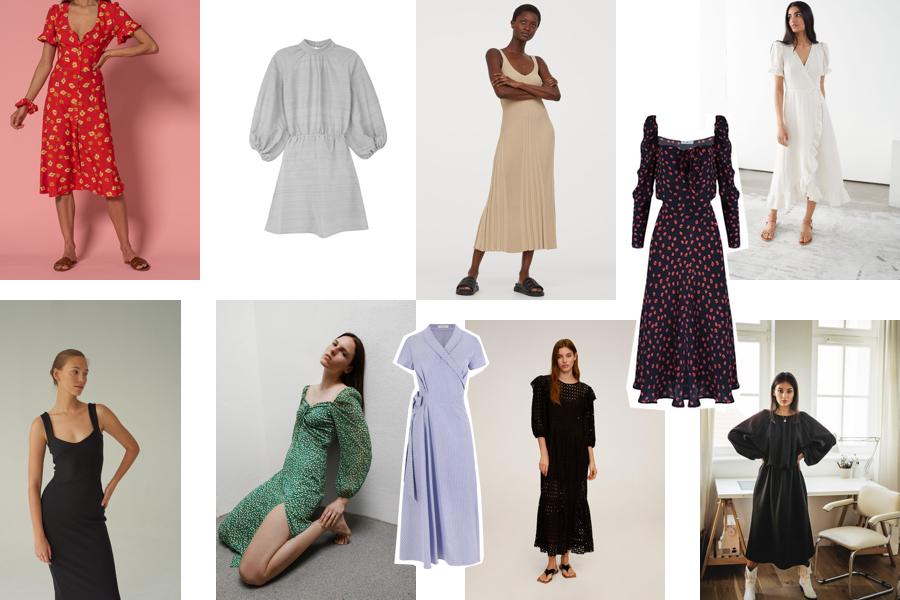 Letnie sukienki, które będziemy nosić w 2020